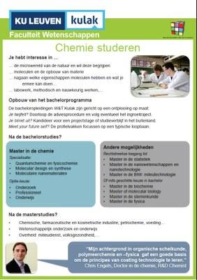 Flyer chemie